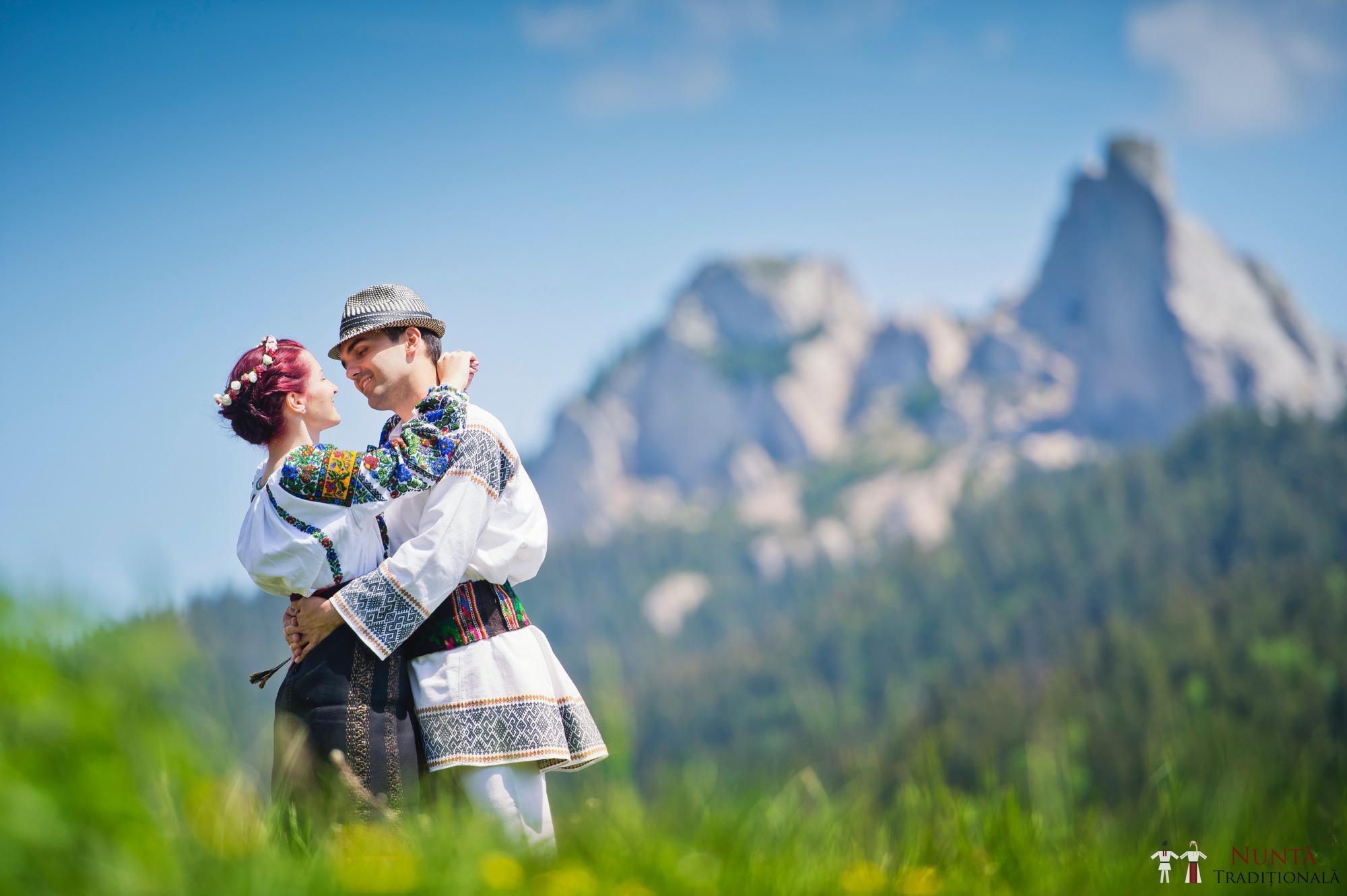 Povești Nunți Tradiționale - Gabriela și Mădălin - Nuntă Tradițională în Suceava, Bucovina 27