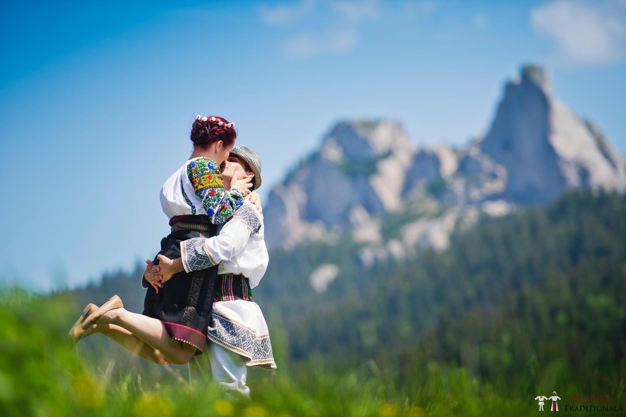 Povești Nunți Tradiționale - Gabriela și Mădălin - Nuntă Tradițională în Suceava, Bucovina 26