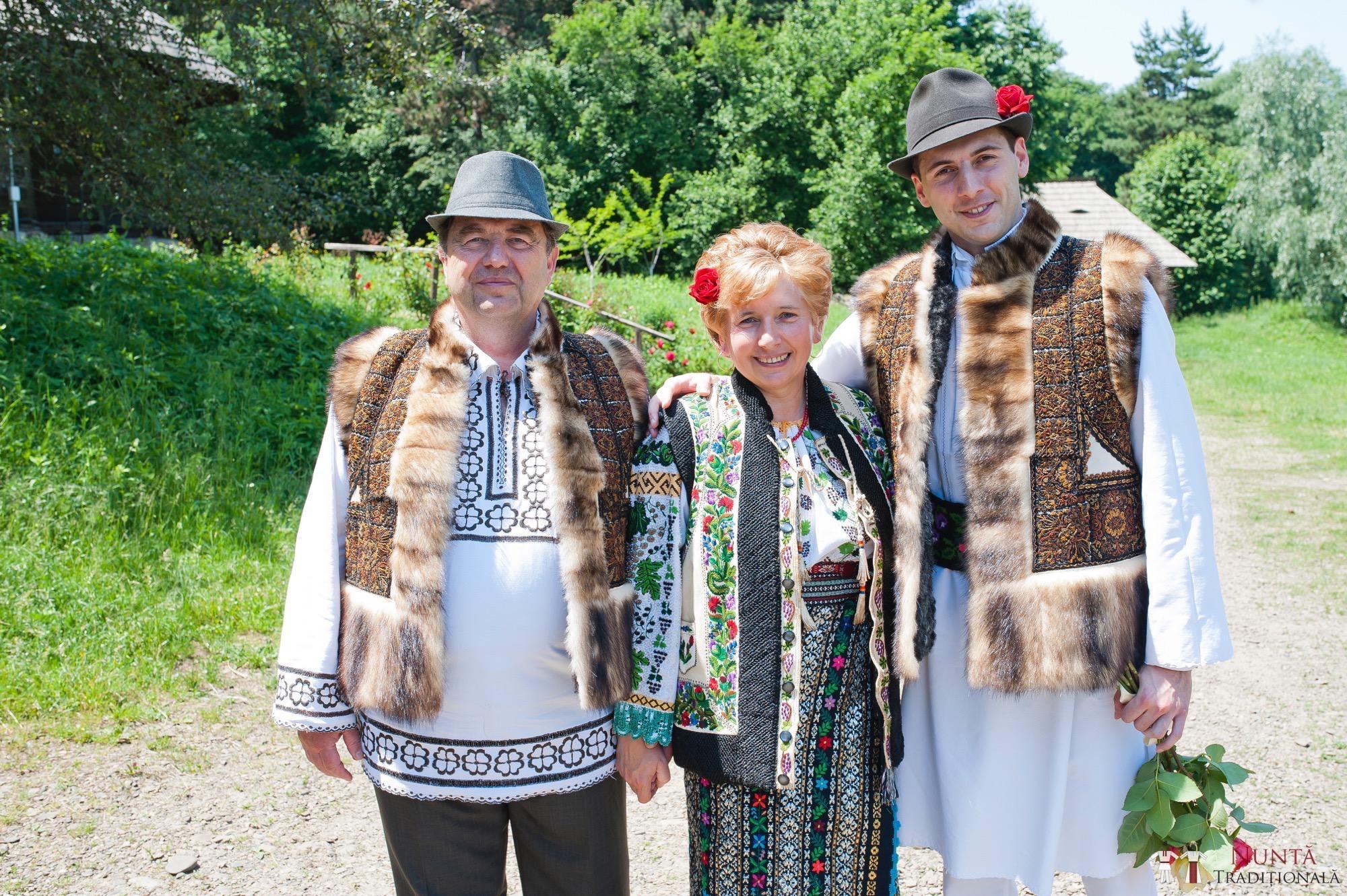 Povești Nunți Tradiționale - Gabriela și Mădălin - Nuntă Tradițională în Suceava, Bucovina 106