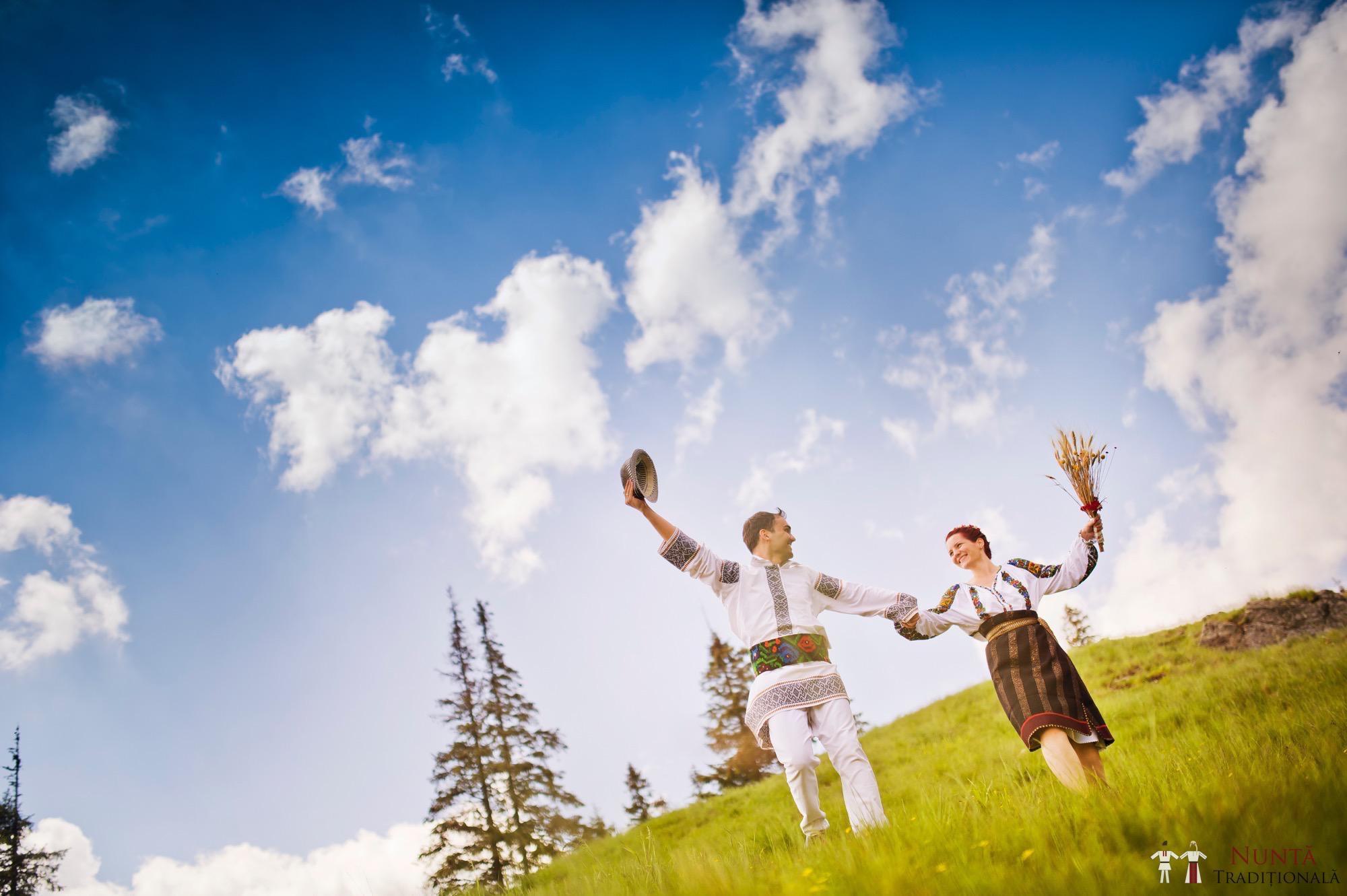 Povești Nunți Tradiționale - Gabriela și Mădălin - Nuntă Tradițională în Suceava, Bucovina 25