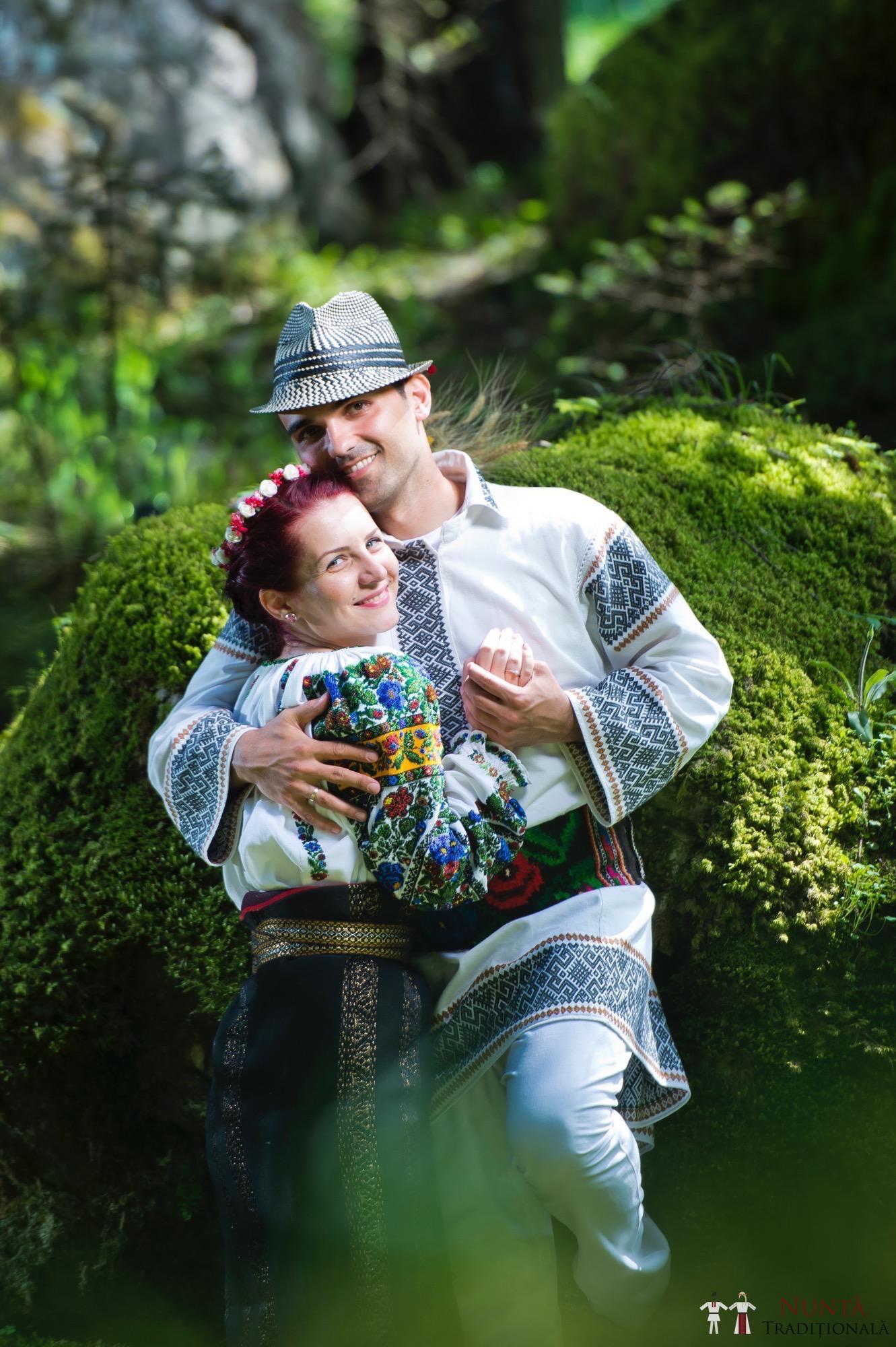 Povești Nunți Tradiționale - Gabriela și Mădălin - Nuntă Tradițională în Suceava, Bucovina 22