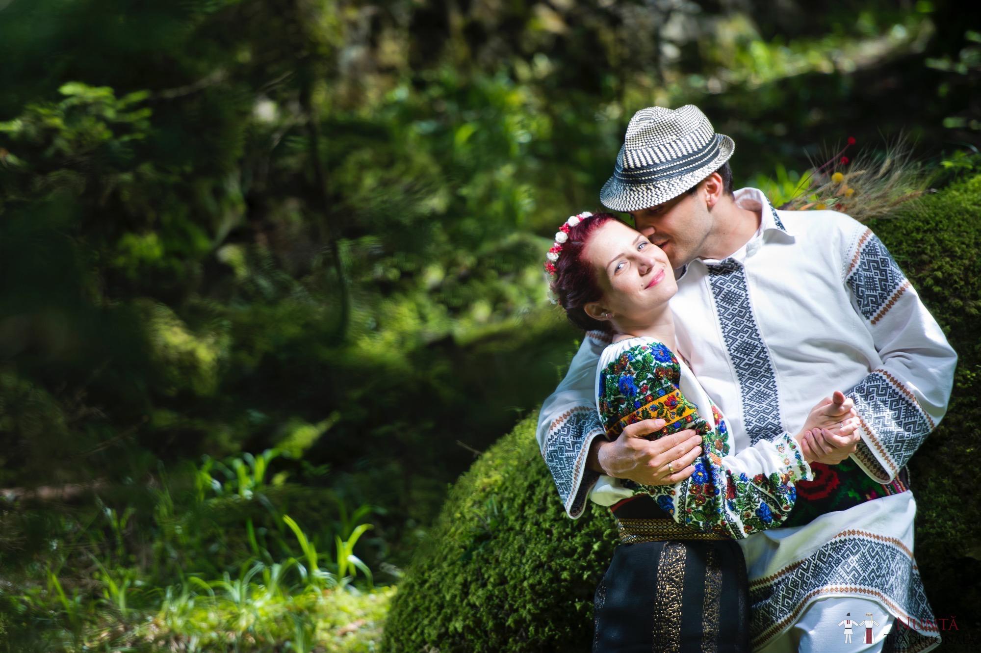 Povești Nunți Tradiționale - Gabriela și Mădălin - Nuntă Tradițională în Suceava, Bucovina 21