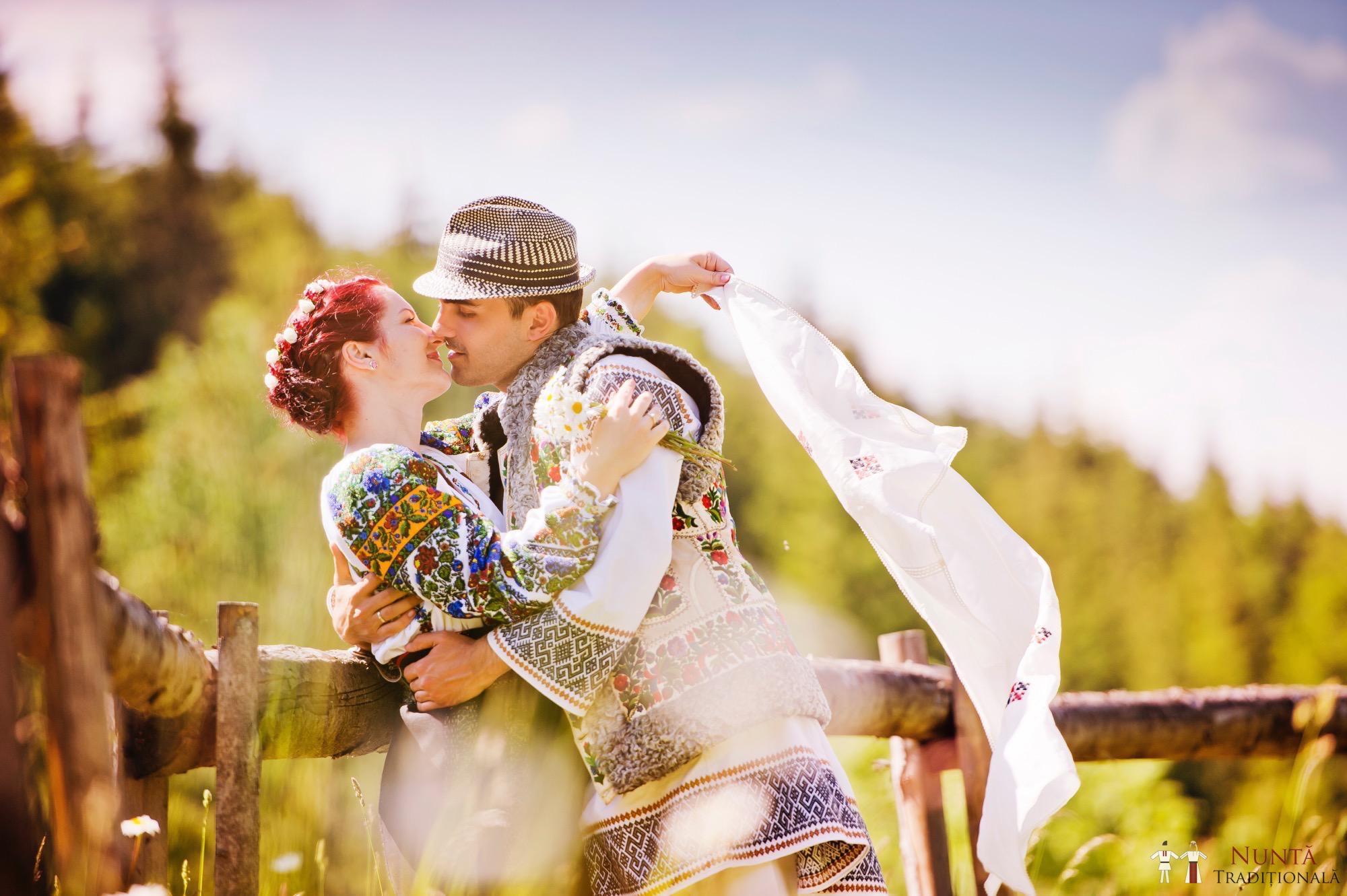 Povești Nunți Tradiționale - Gabriela și Mădălin - Nuntă Tradițională în Suceava, Bucovina 17
