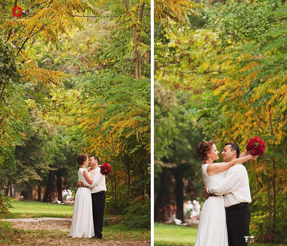Povești Nunți Tradiționale - Ionatan și Andrea - Nuntă în Crișana. Să ne îmbătăm cu veselia nunții, în culorile toamnei 75
