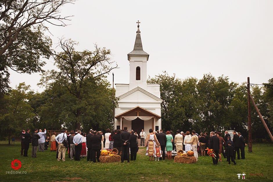Povești Nunți Tradiționale - Ionatan și Andrea - Nuntă în Crișana. Să ne îmbătăm cu veselia nunții, în culorile toamnei 90