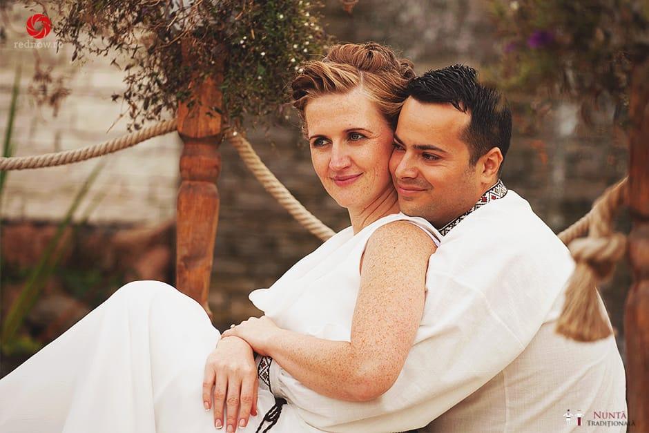 Povești Nunți Tradiționale - Ionatan și Andrea - Nuntă în Crișana. Să ne îmbătăm cu veselia nunții, în culorile toamnei 70
