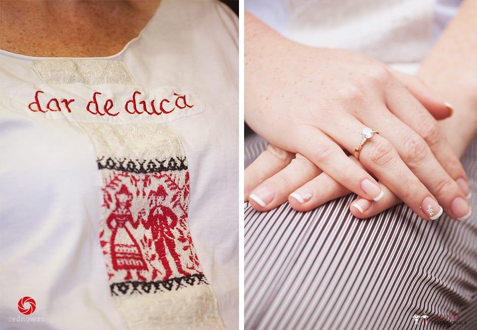 Povești Nunți Tradiționale - Ionatan și Andrea - Nuntă în Crișana. Să ne îmbătăm cu veselia nunții, în culorile toamnei 61