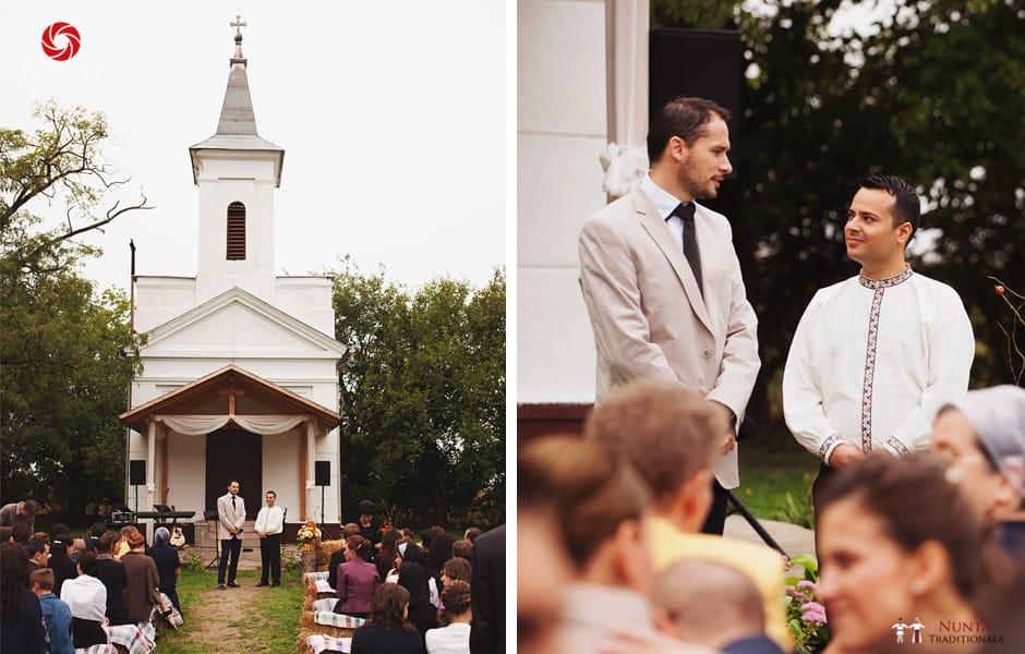 Povești Nunți Tradiționale - Ionatan și Andrea - Nuntă în Crișana. Să ne îmbătăm cu veselia nunții, în culorile toamnei 59