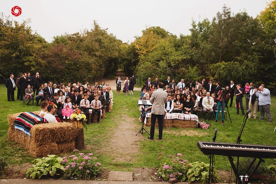 Povești Nunți Tradiționale - Ionatan și Andrea - Nuntă în Crișana. Să ne îmbătăm cu veselia nunții, în culorile toamnei 53