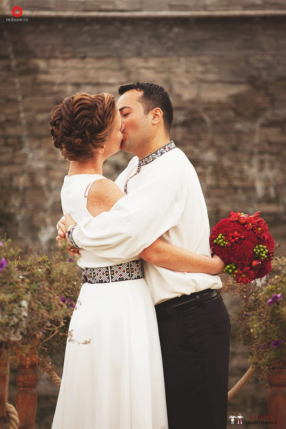 Povești Nunți Tradiționale - Ionatan și Andrea - Nuntă în Crișana. Să ne îmbătăm cu veselia nunții, în culorile toamnei 50