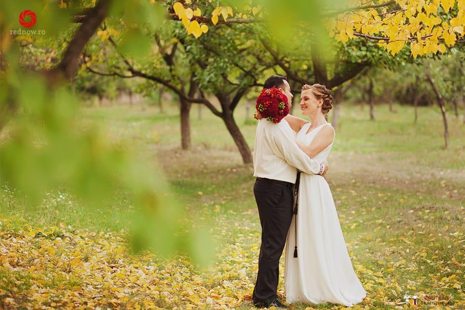 Povești Nunți Tradiționale - Ionatan și Andrea - Nuntă în Crișana. Să ne îmbătăm cu veselia nunții, în culorile toamnei 47