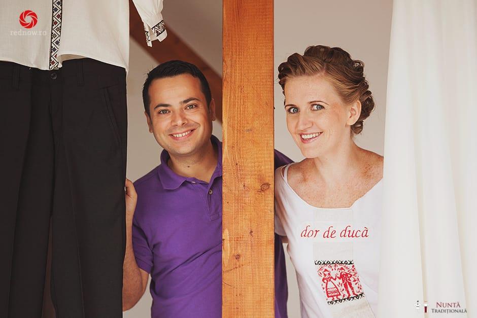 Povești Nunți Tradiționale - Ionatan și Andrea - Nuntă în Crișana. Să ne îmbătăm cu veselia nunții, în culorile toamnei 43