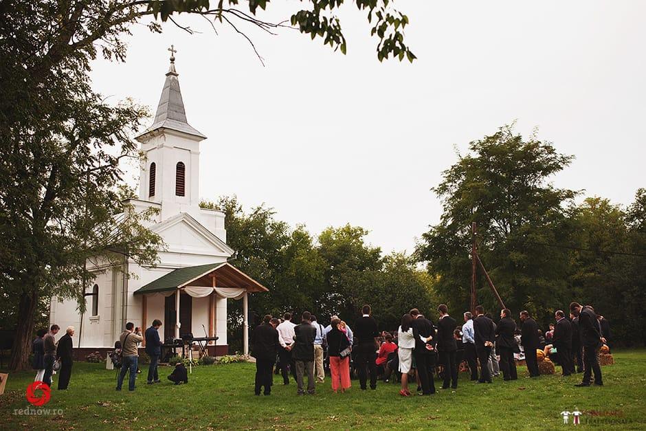 Povești Nunți Tradiționale - Ionatan și Andrea - Nuntă în Crișana. Să ne îmbătăm cu veselia nunții, în culorile toamnei 87