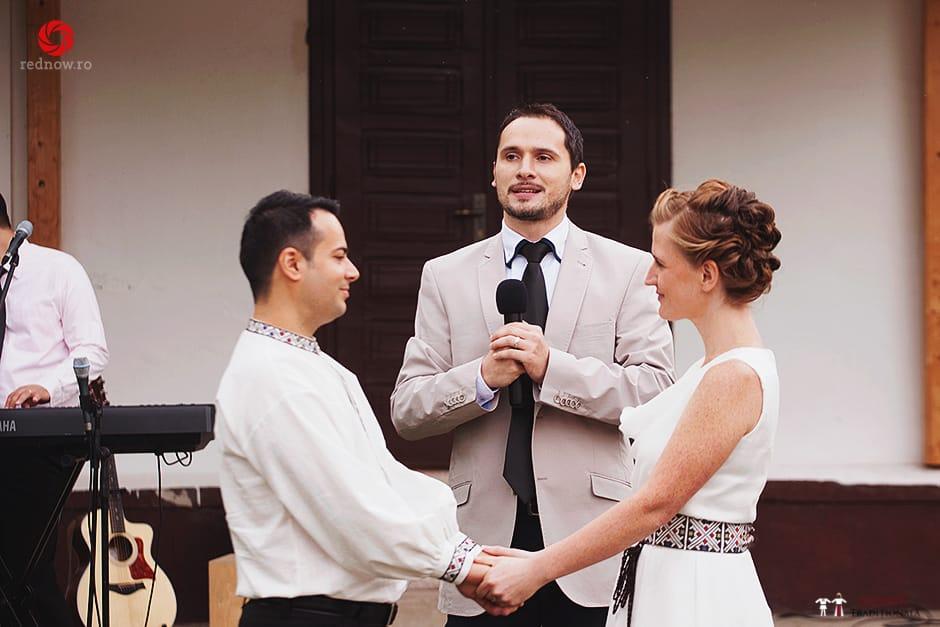 Povești Nunți Tradiționale - Ionatan și Andrea - Nuntă în Crișana. Să ne îmbătăm cu veselia nunții, în culorile toamnei 29