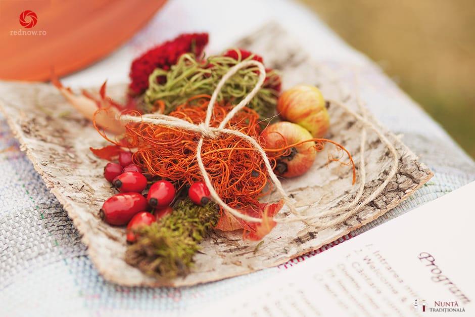Povești Nunți Tradiționale - Ionatan și Andrea - Nuntă în Crișana. Să ne îmbătăm cu veselia nunții, în culorile toamnei 14