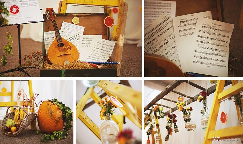 Povești Nunți Tradiționale - Ionatan și Andrea - Nuntă în Crișana. Să ne îmbătăm cu veselia nunții, în culorile toamnei 13