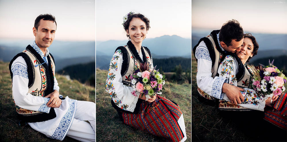 Povești Nunți Tradiționale - Mihaela și Paul - Nuntă în ținutul Neamțului