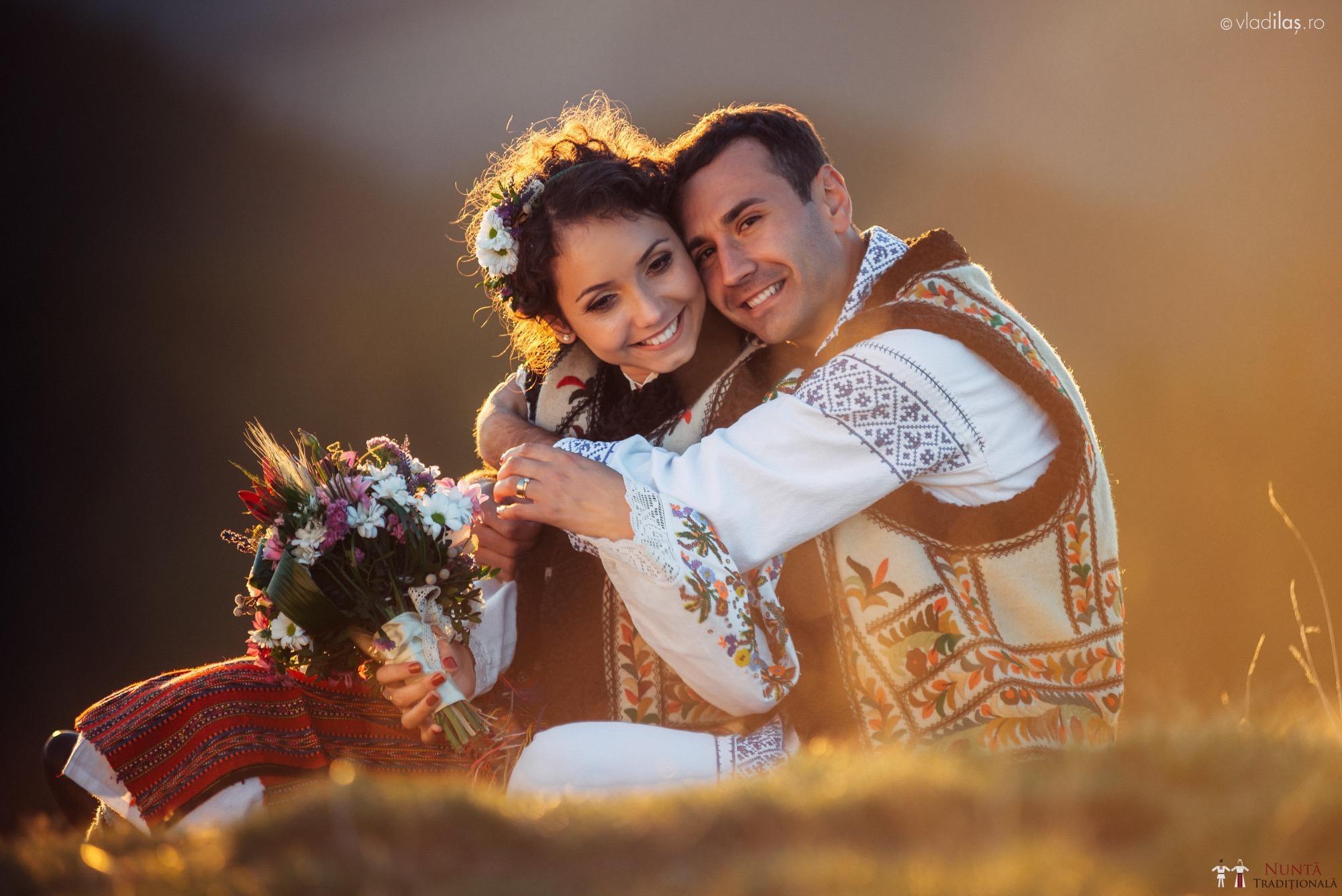 Povești Nunți Tradiționale - Mihaela și Paul - Nuntă în ținutul Neamțului 93