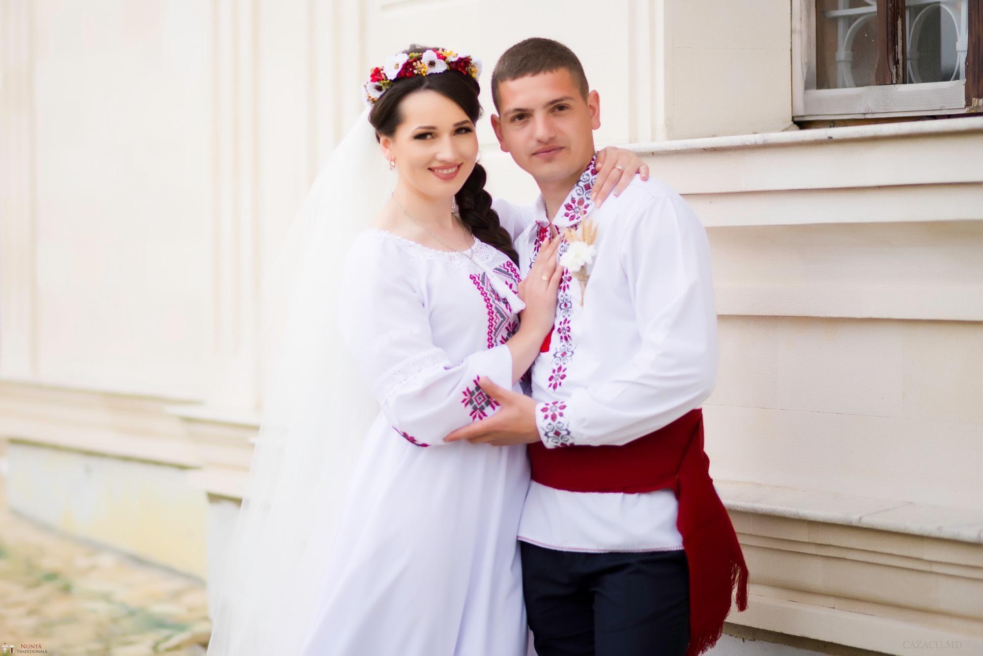 Povești Nunți Tradiționale - Mihaela și Andrei. Nuntă tradițională în Orheiul Vechi, Republica Moldova. 1