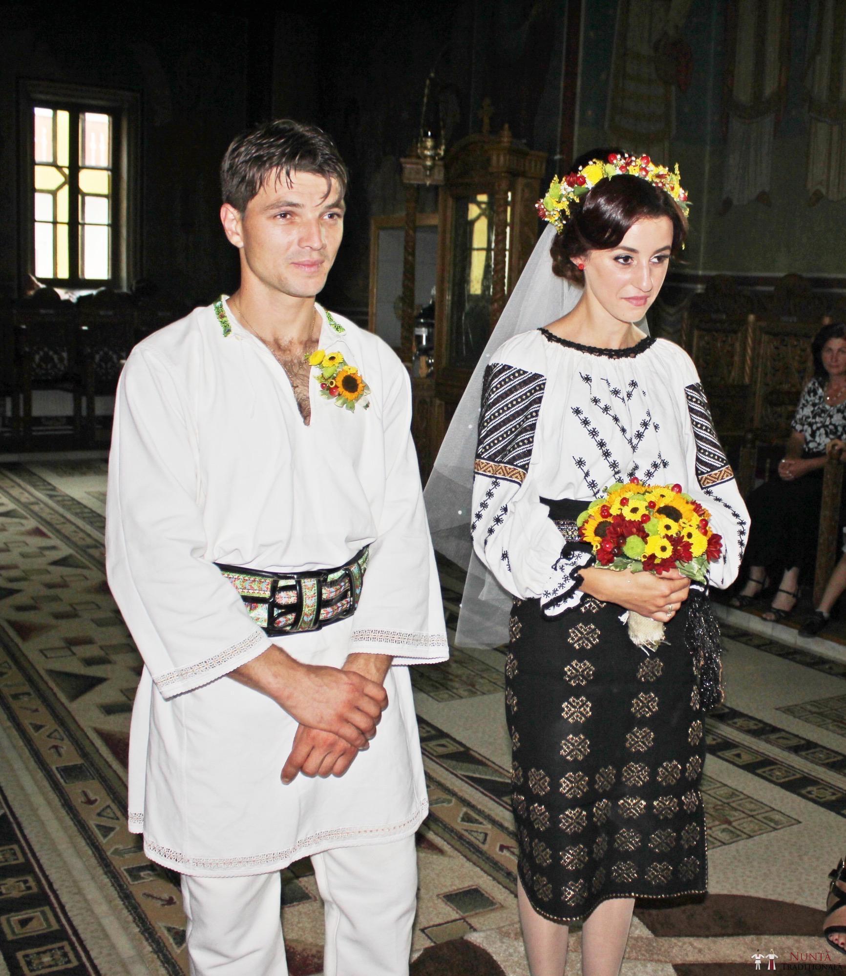 Povești Nunți Tradiționale - Geta și Gavril. Nuntă acasă, în Bucovina. 9