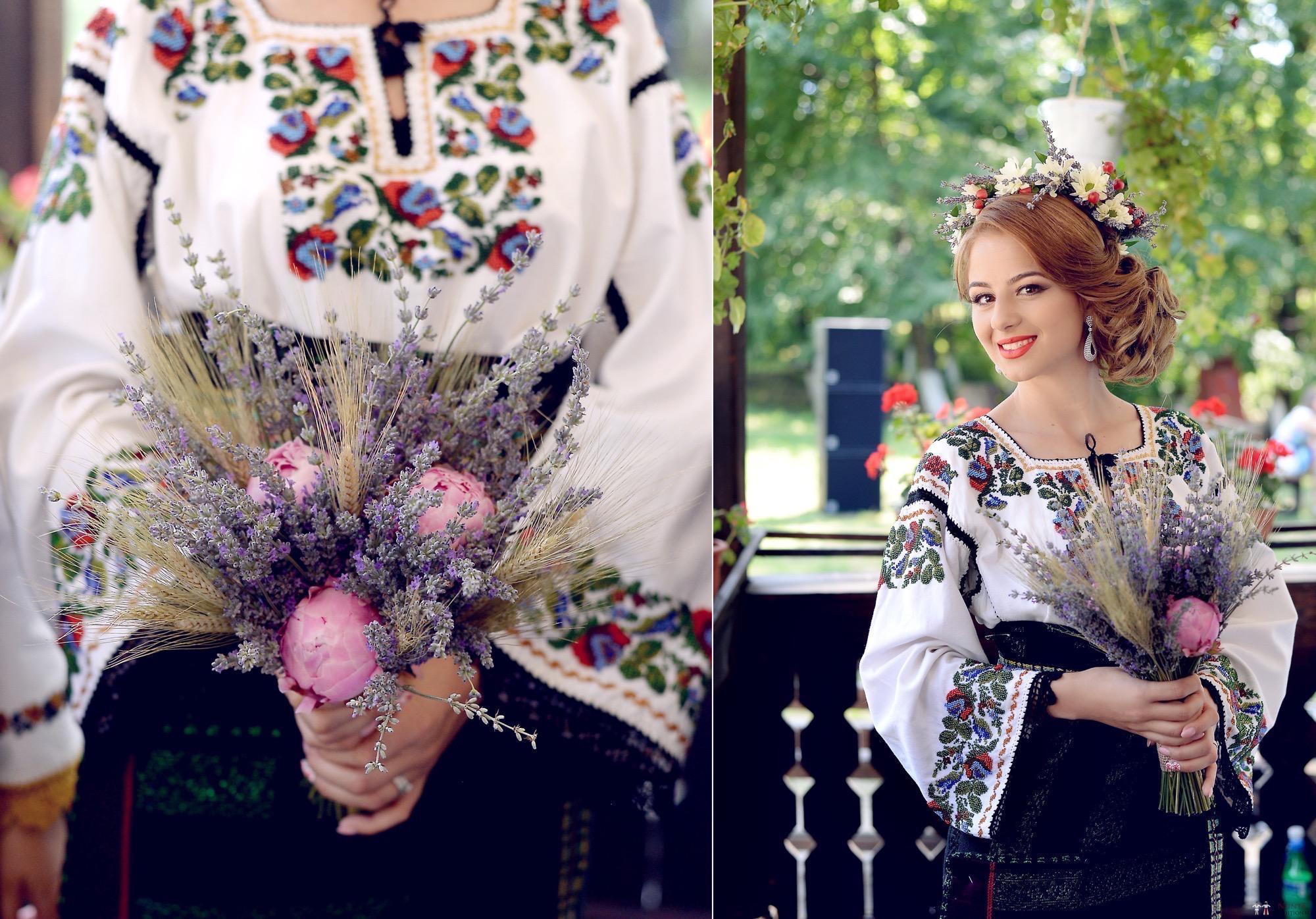 Povești Nunți Tradiționale - Iulia și Andrei. Nuntă tradițională în Bucovina. 11