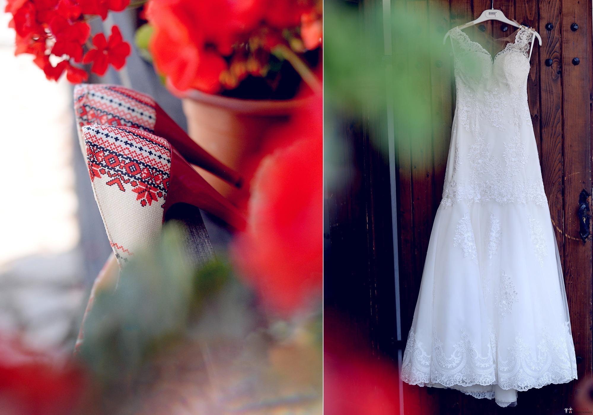 Povești Nunți Tradiționale - Iulia și Andrei. Nuntă tradițională în Bucovina. 12