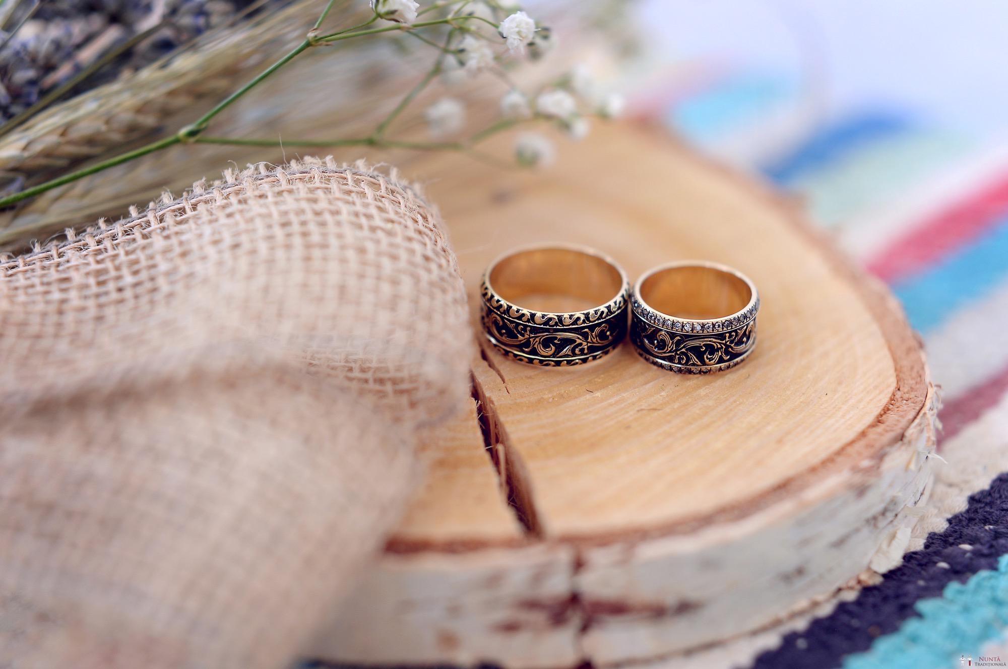 Povești Nunți Tradiționale - Iulia și Andrei. Nuntă tradițională în Bucovina. 16