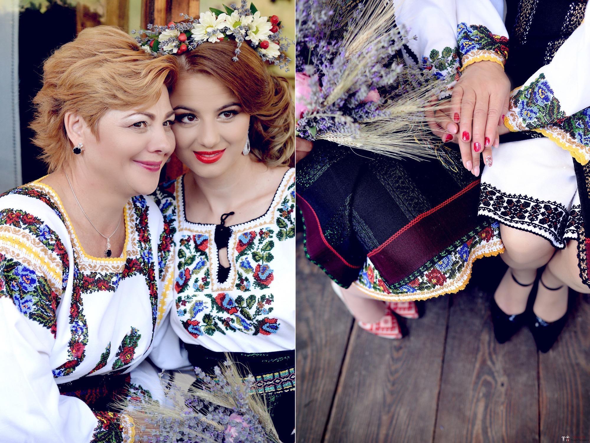 Povești Nunți Tradiționale - Iulia și Andrei. Nuntă tradițională în Bucovina. 18