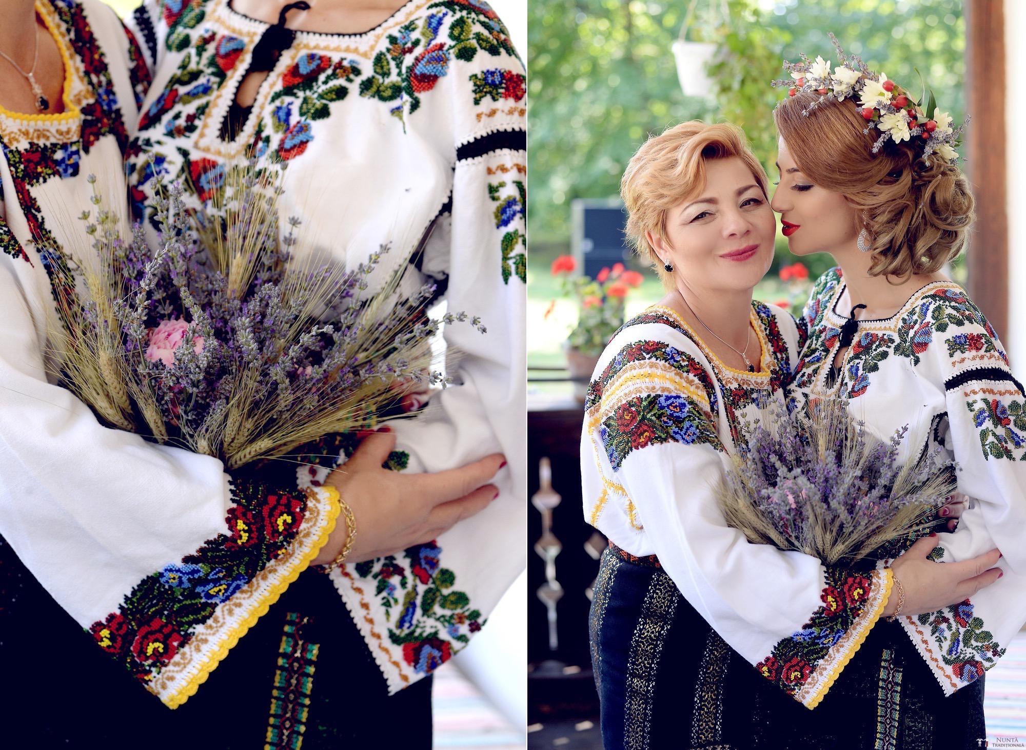 Povești Nunți Tradiționale - Iulia și Andrei. Nuntă tradițională în Bucovina. 19