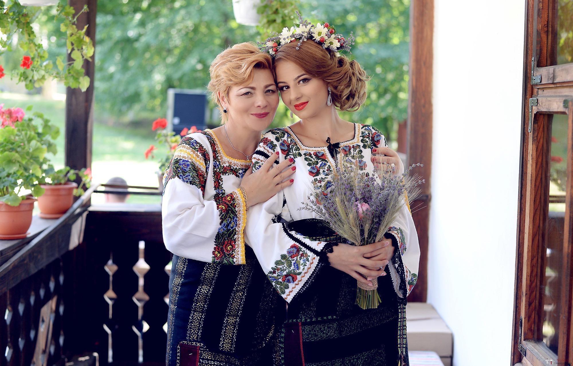Povești Nunți Tradiționale - Iulia și Andrei. Nuntă tradițională în Bucovina. 20