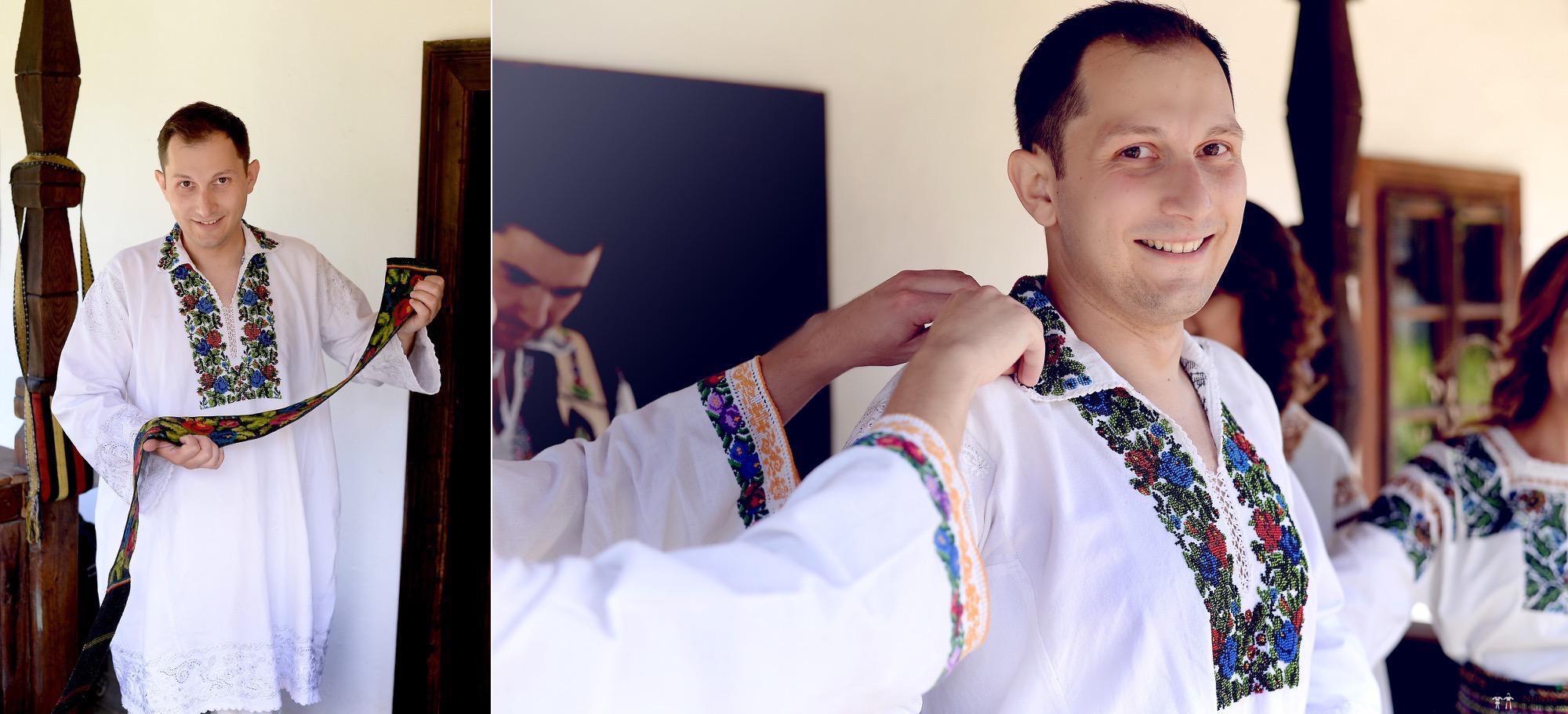 Povești Nunți Tradiționale - Iulia și Andrei. Nuntă tradițională în Bucovina. 29