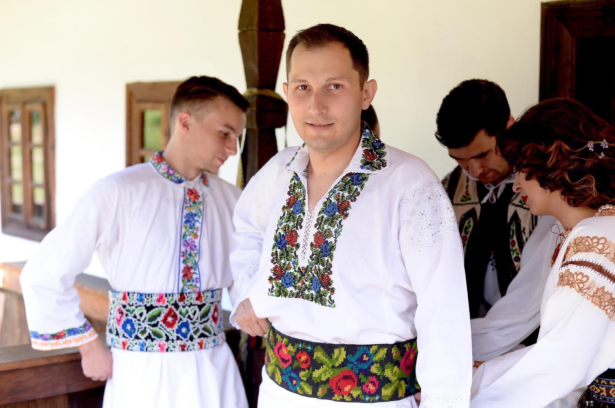 Povești Nunți Tradiționale - Iulia și Andrei. Nuntă tradițională în Bucovina. 31