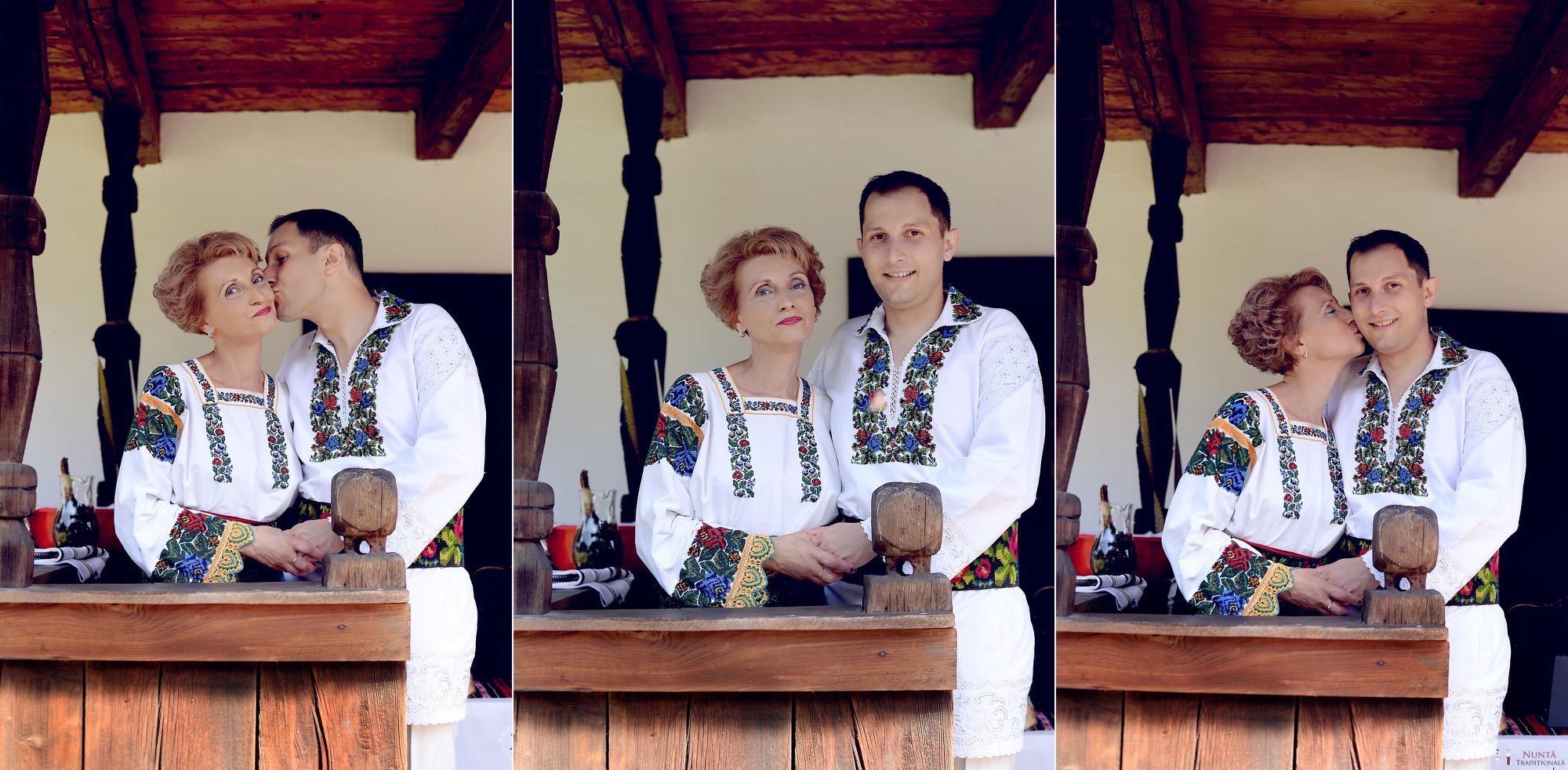 Povești Nunți Tradiționale - Iulia și Andrei. Nuntă tradițională în Bucovina. 32