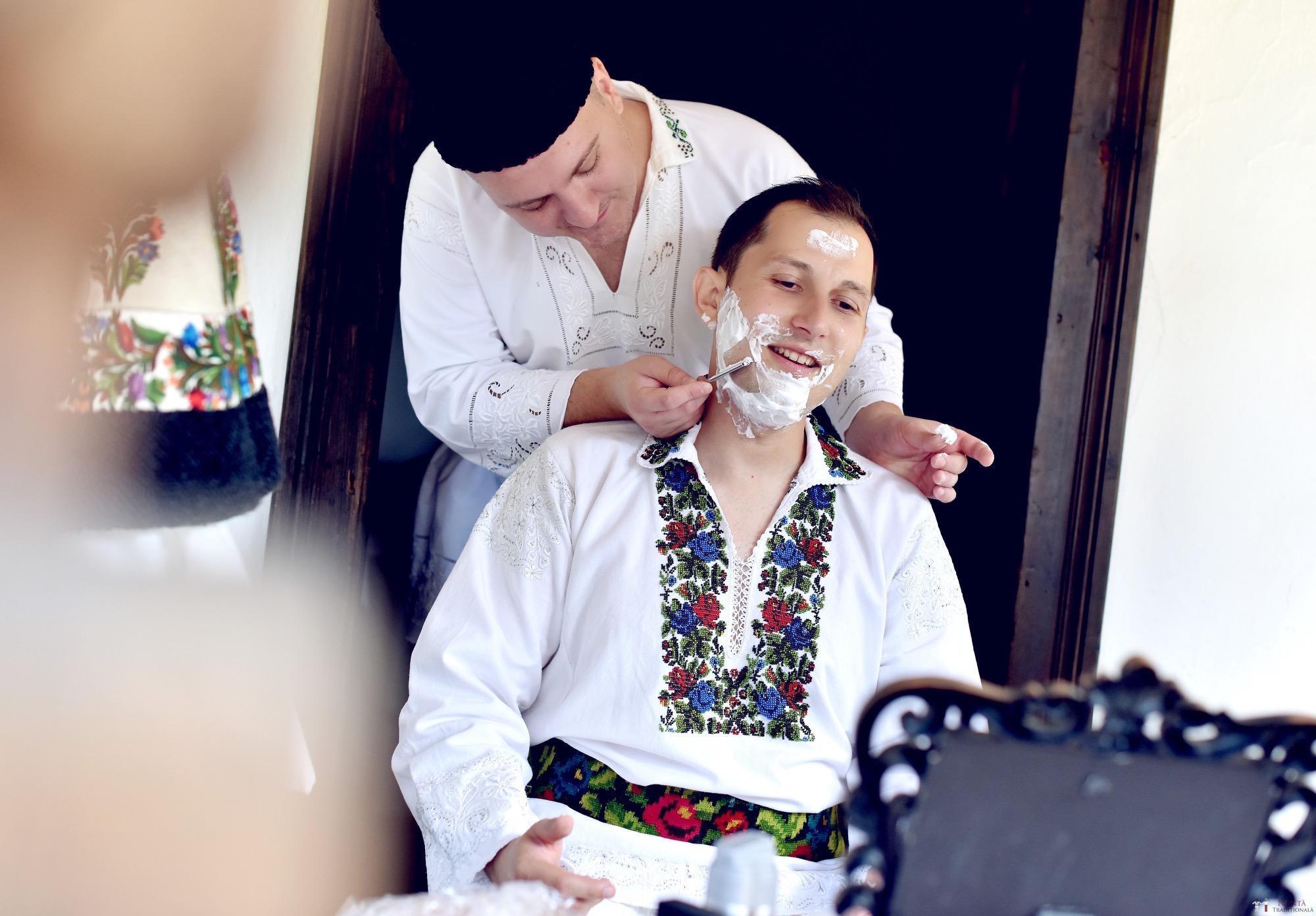 Povești Nunți Tradiționale - Iulia și Andrei. Nuntă tradițională în Bucovina. 33