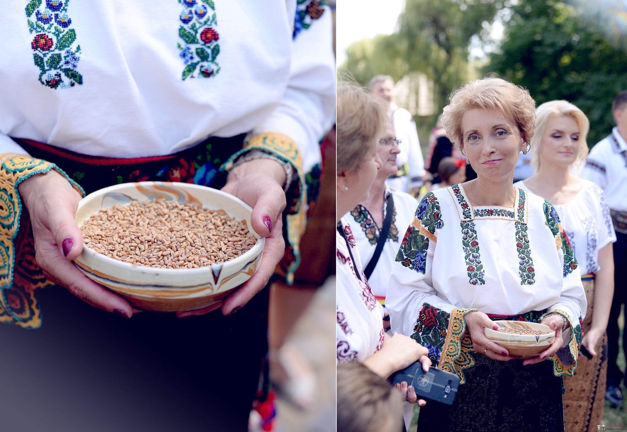 Povești Nunți Tradiționale - Iulia și Andrei. Nuntă tradițională în Bucovina. 47