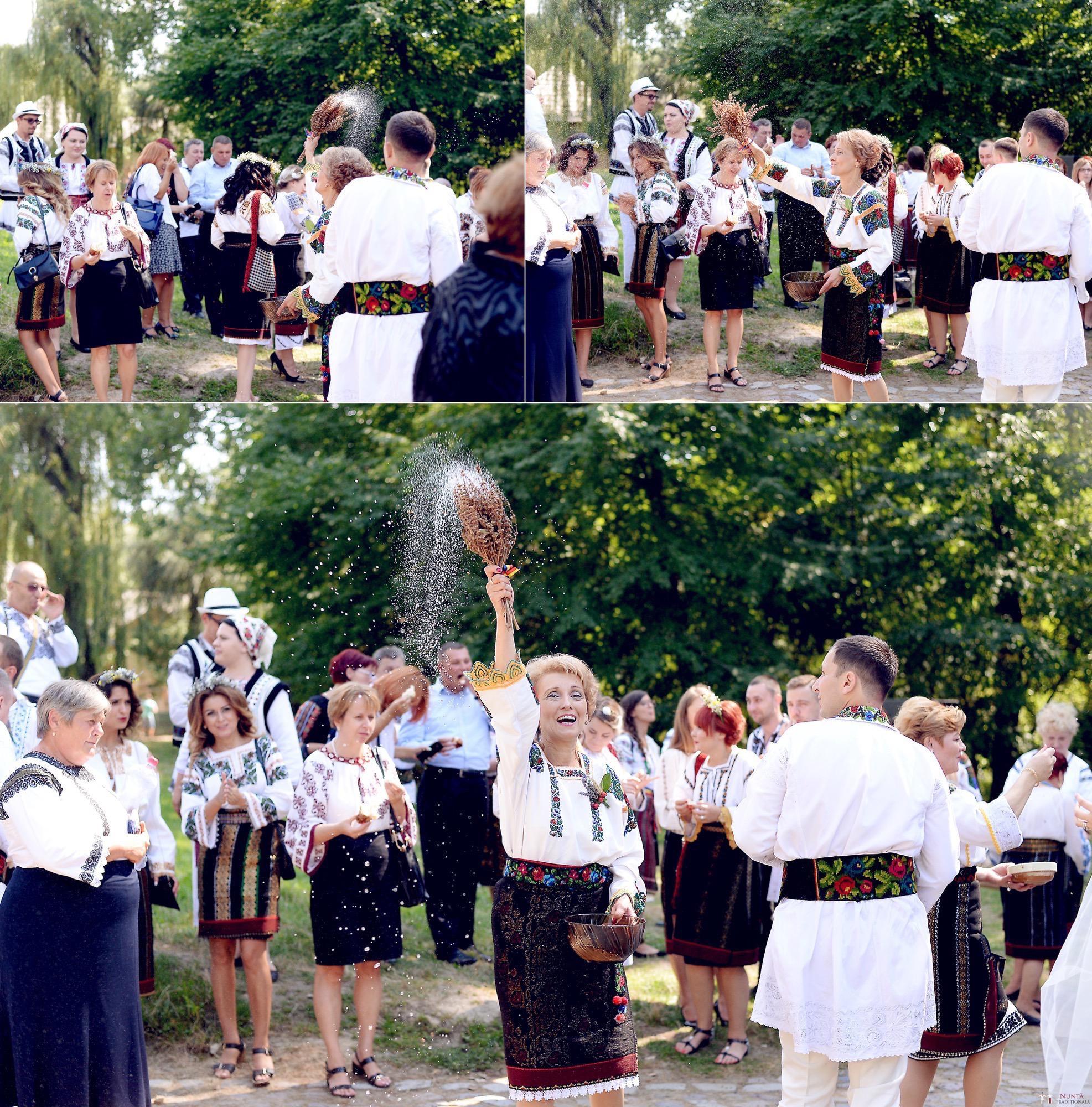 Povești Nunți Tradiționale - Iulia și Andrei. Nuntă tradițională în Bucovina. 49