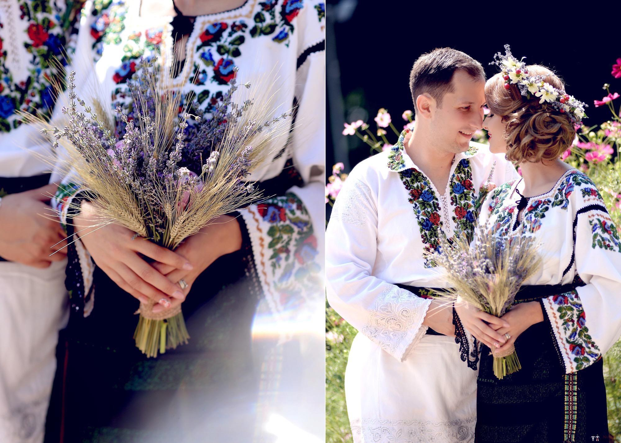 Povești Nunți Tradiționale - Iulia și Andrei. Nuntă tradițională în Bucovina. 51