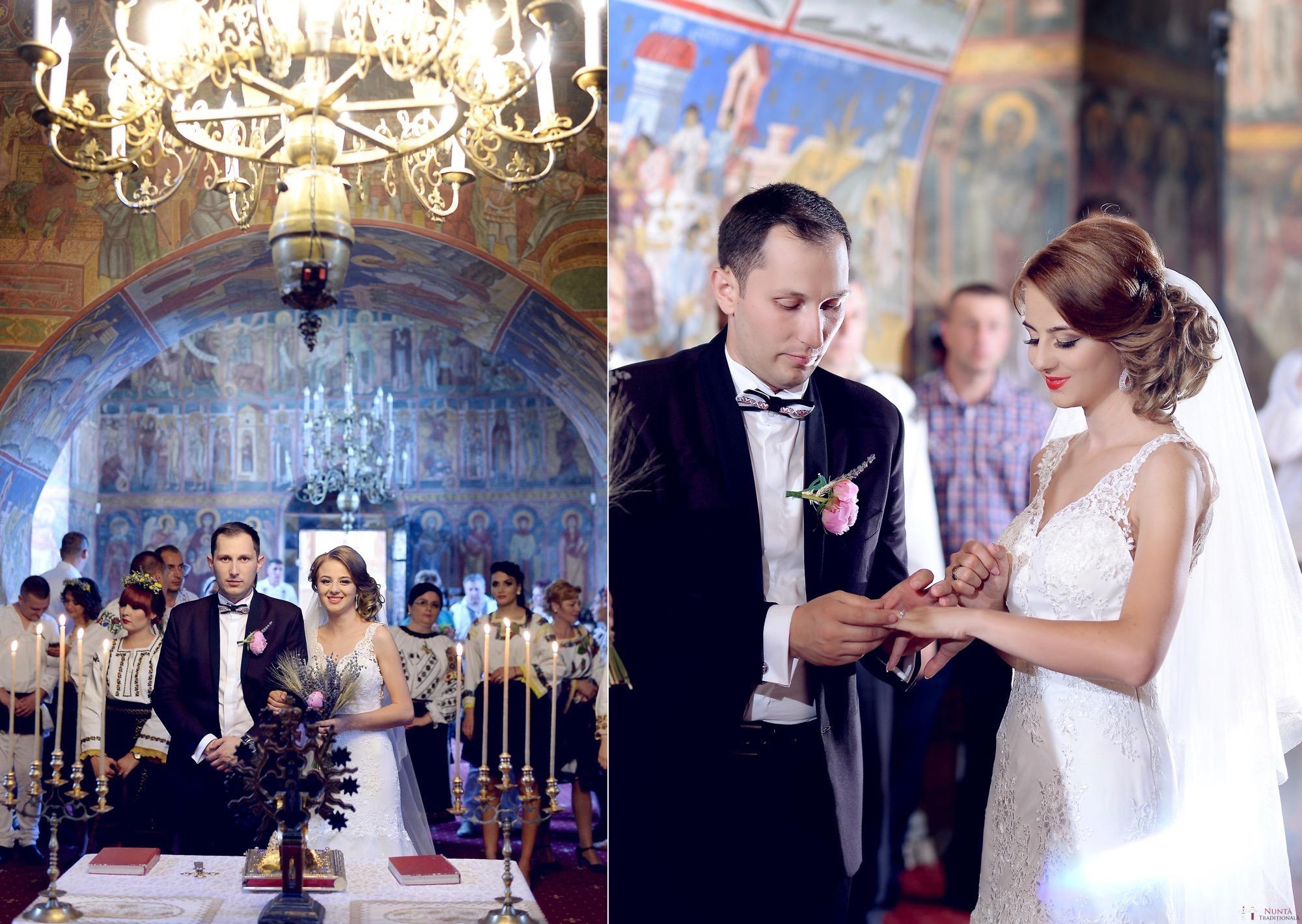 Povești Nunți Tradiționale - Iulia și Andrei. Nuntă tradițională în Bucovina. 63