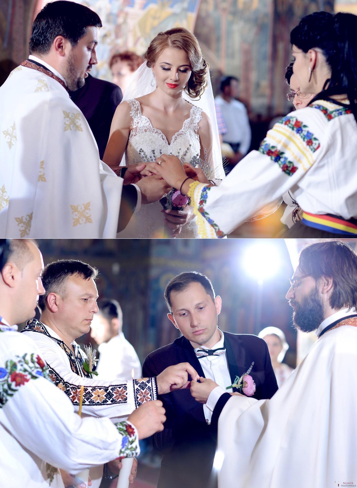 Povești Nunți Tradiționale - Iulia și Andrei. Nuntă tradițională în Bucovina. 64