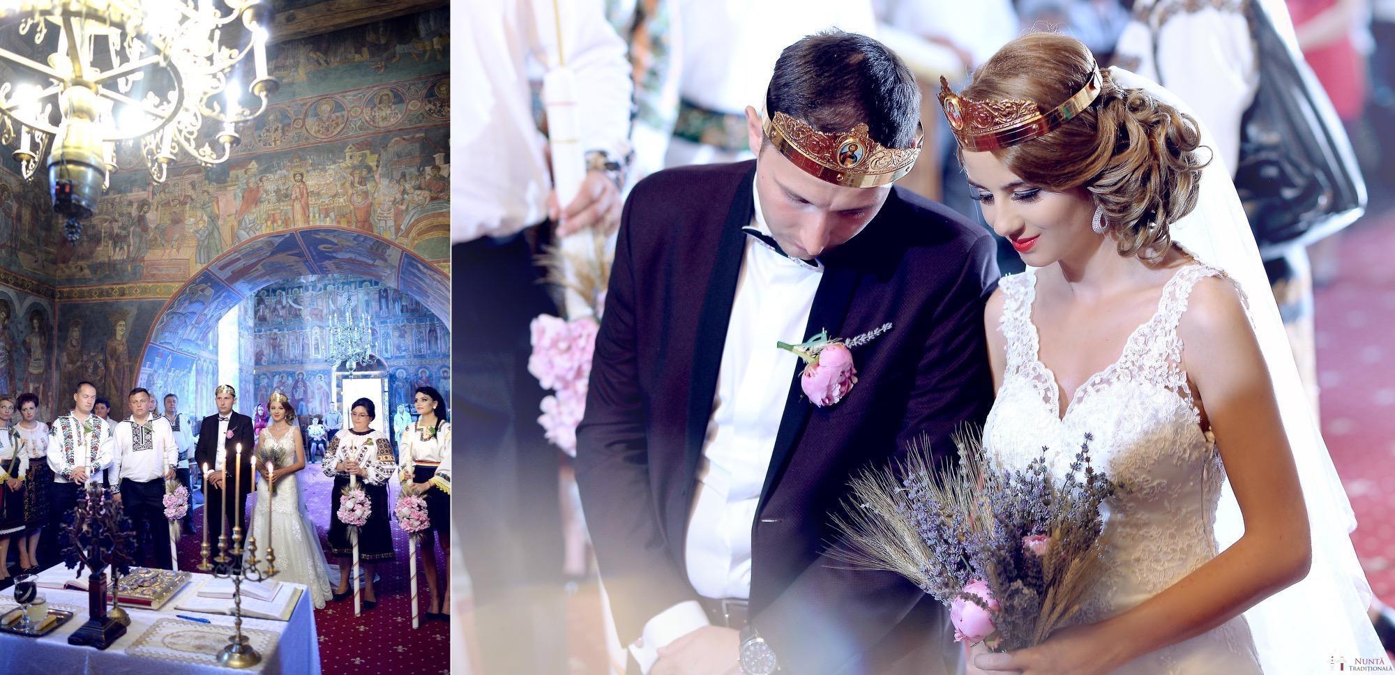 Povești Nunți Tradiționale - Iulia și Andrei. Nuntă tradițională în Bucovina. 65