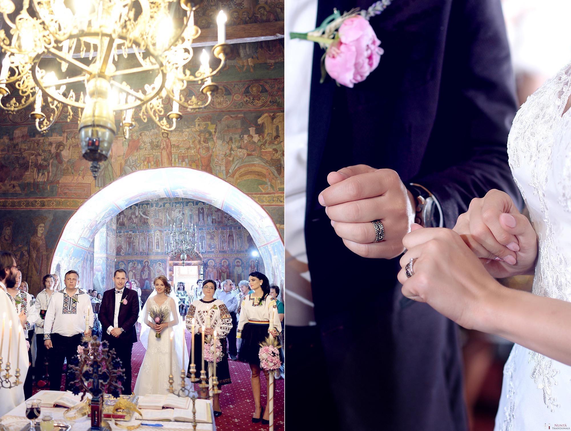 Povești Nunți Tradiționale - Iulia și Andrei. Nuntă tradițională în Bucovina. 66