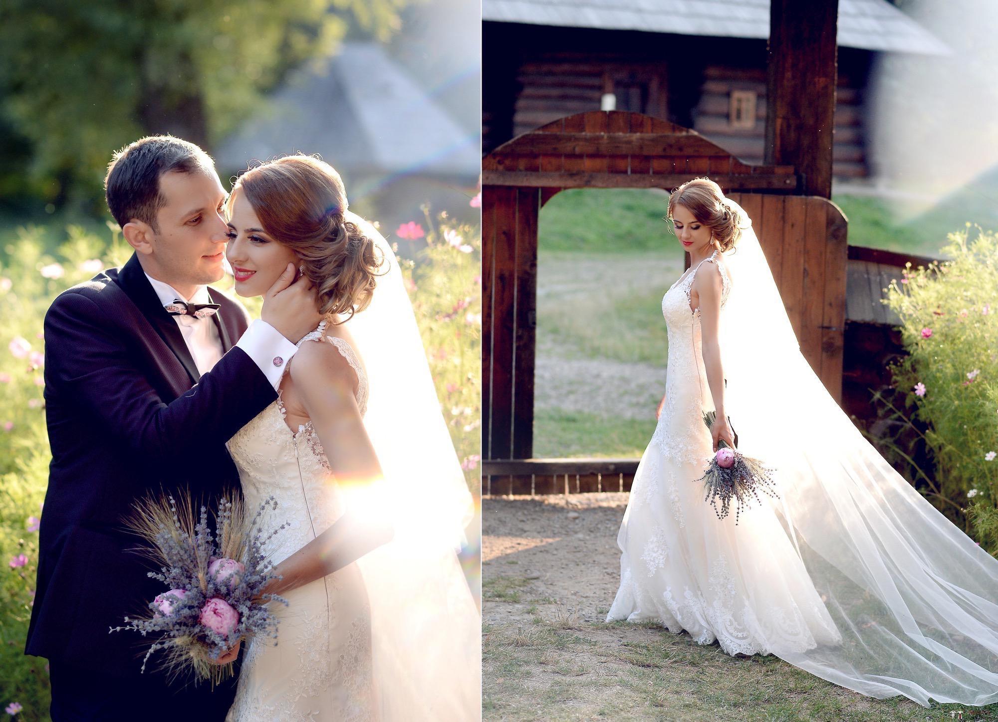 Povești Nunți Tradiționale - Iulia și Andrei. Nuntă tradițională în Bucovina. 74