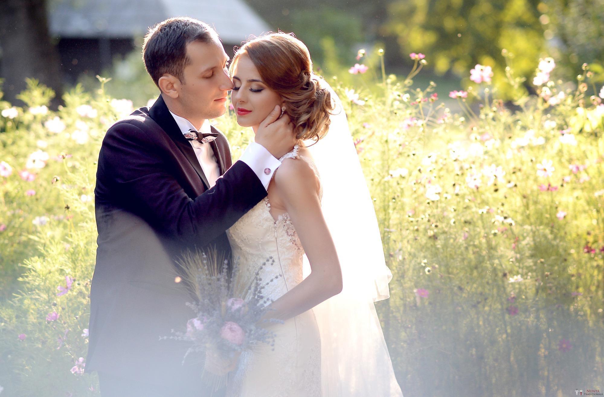 Povești Nunți Tradiționale - Iulia și Andrei. Nuntă tradițională în Bucovina. 75