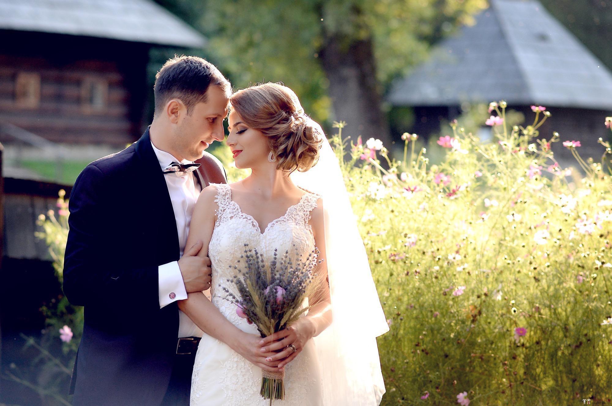 Povești Nunți Tradiționale - Iulia și Andrei. Nuntă tradițională în Bucovina. 77
