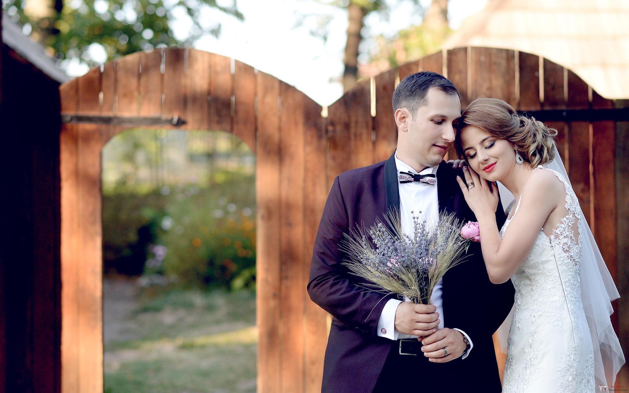 Povești Nunți Tradiționale - Iulia și Andrei. Nuntă tradițională în Bucovina. 79