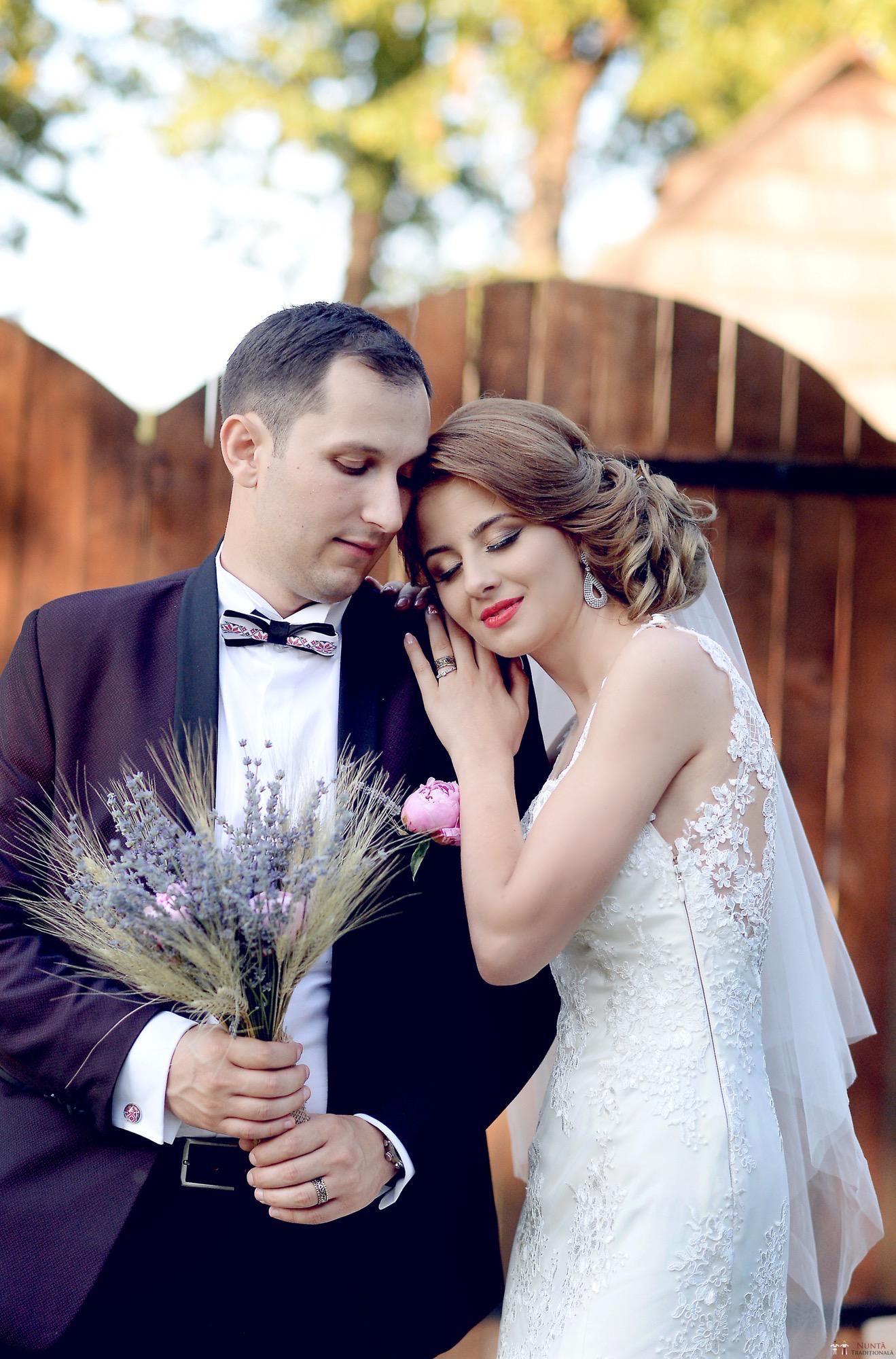 Povești Nunți Tradiționale - Iulia și Andrei. Nuntă tradițională în Bucovina. 81