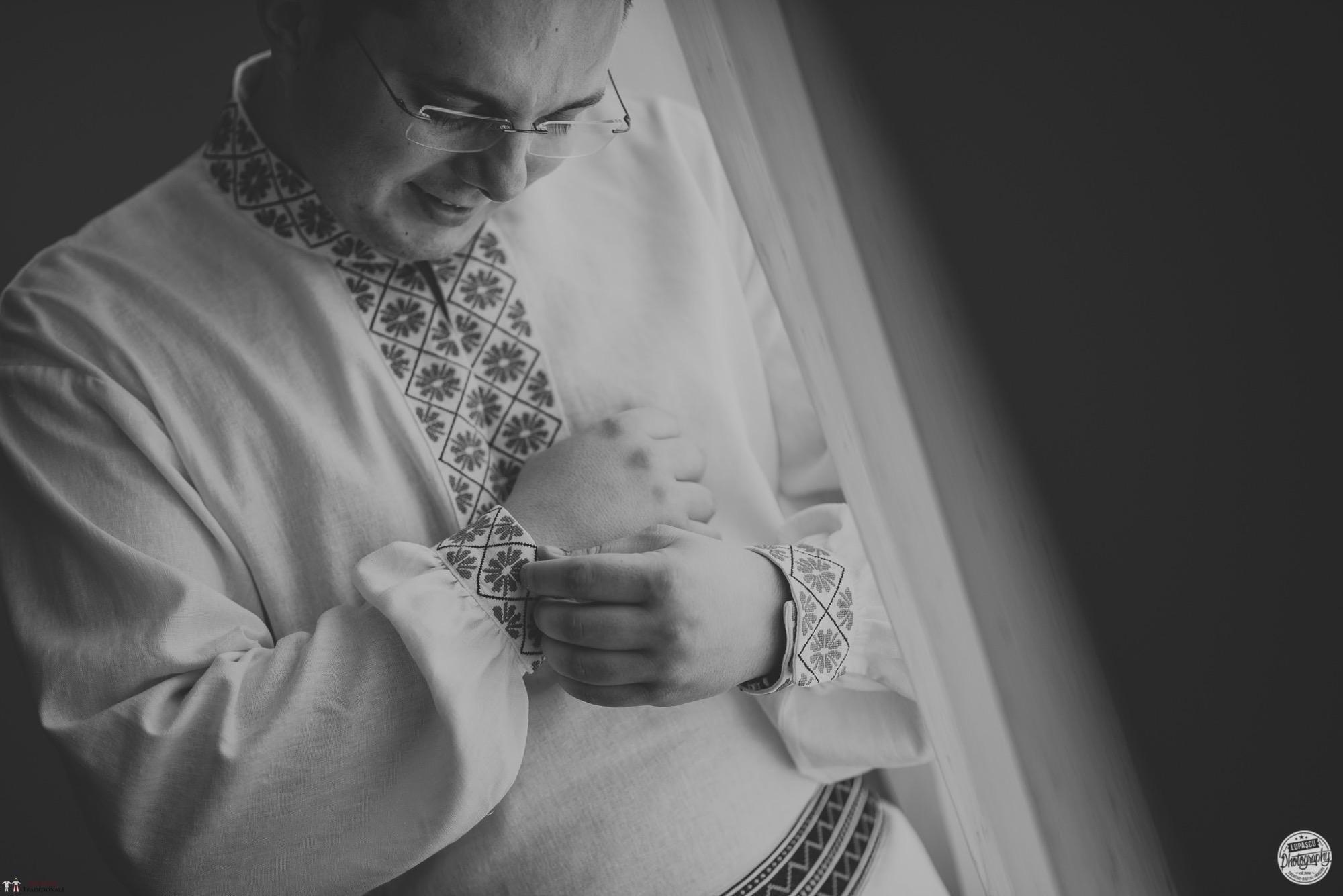 Povești Nunți Tradiționale - Georgiana și Adrian. Nuntă tradițională în București. 9