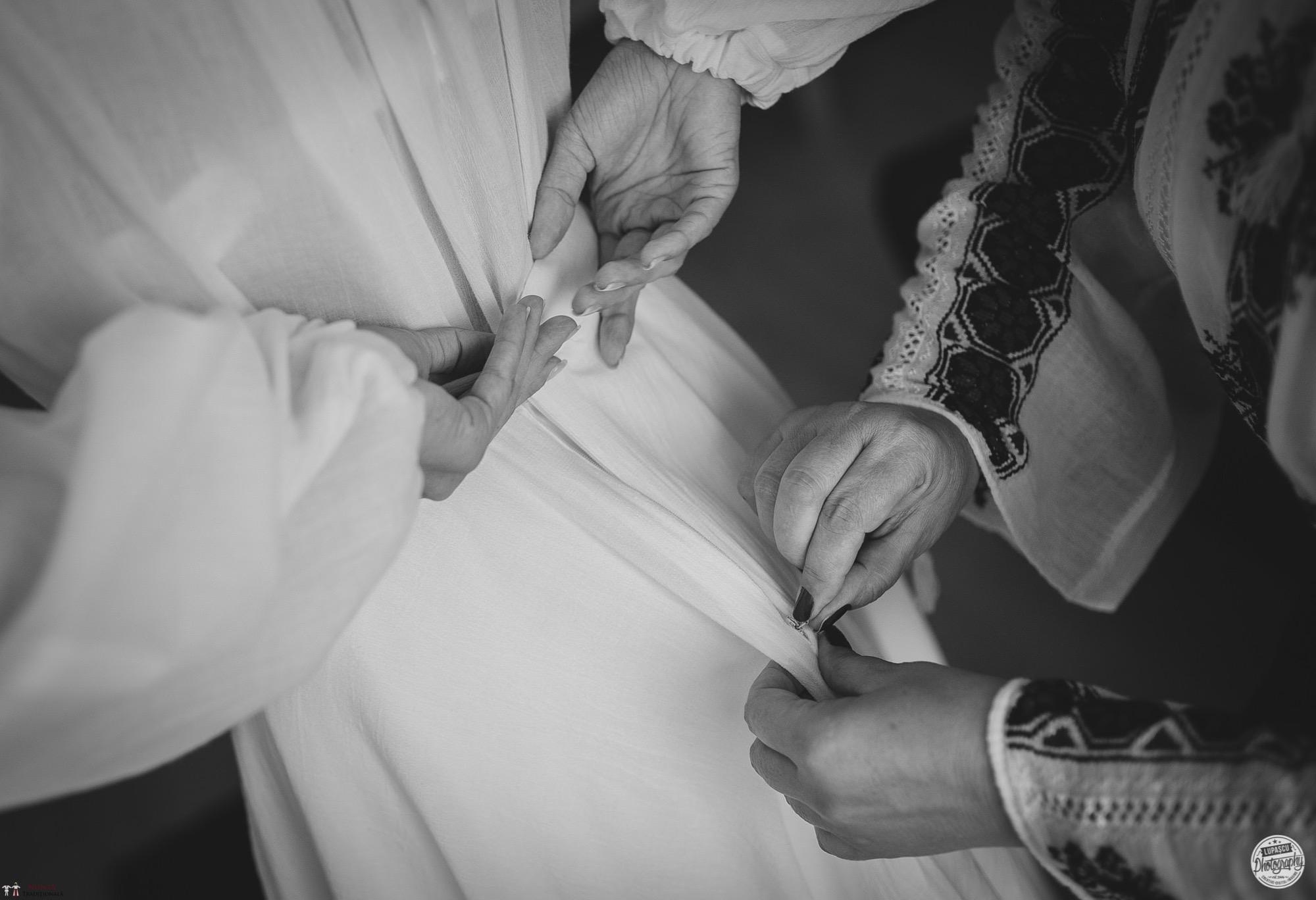 Povești Nunți Tradiționale - Georgiana și Adrian. Nuntă tradițională în București. 10