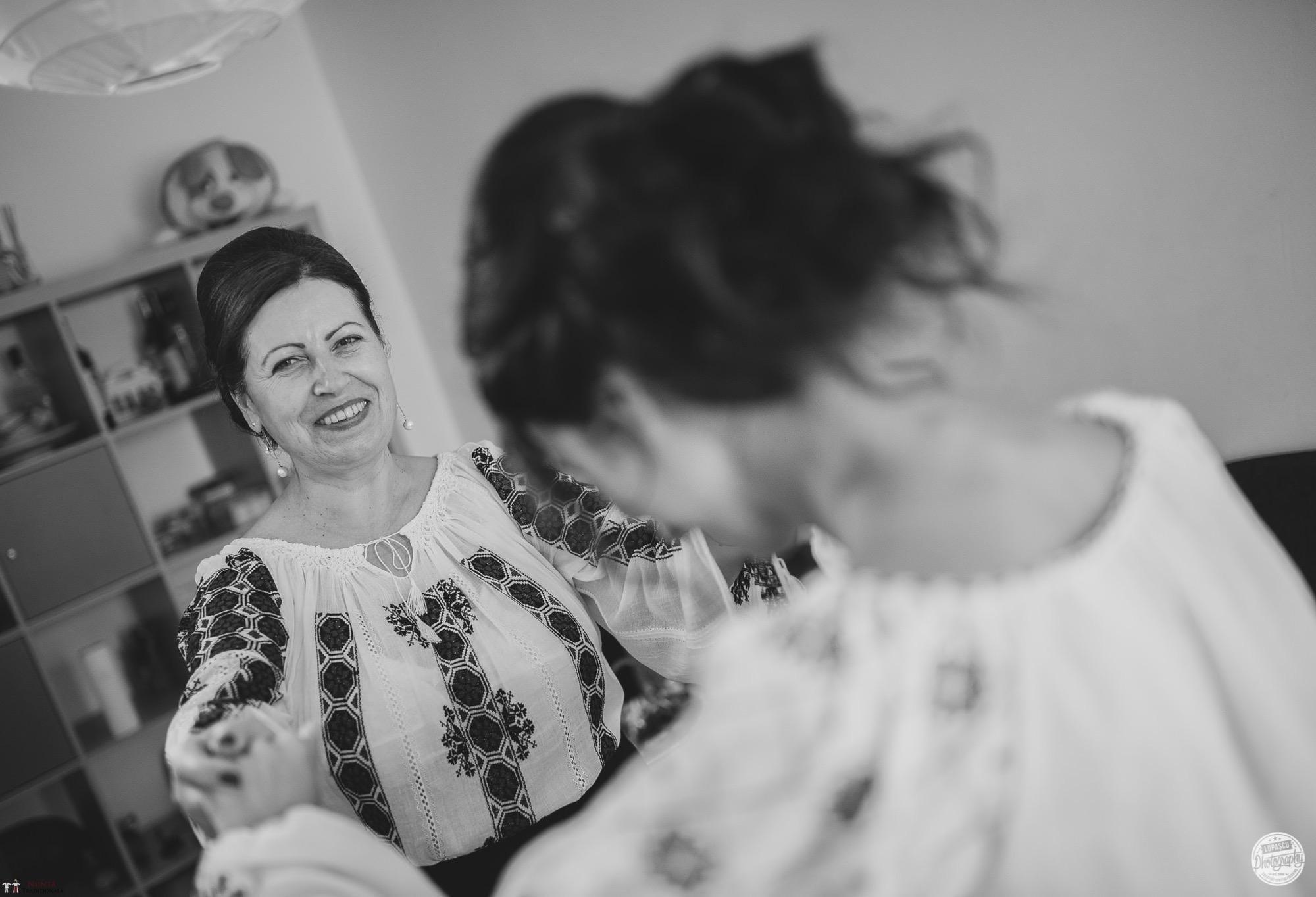 Povești Nunți Tradiționale - Georgiana și Adrian. Nuntă tradițională în București. 11