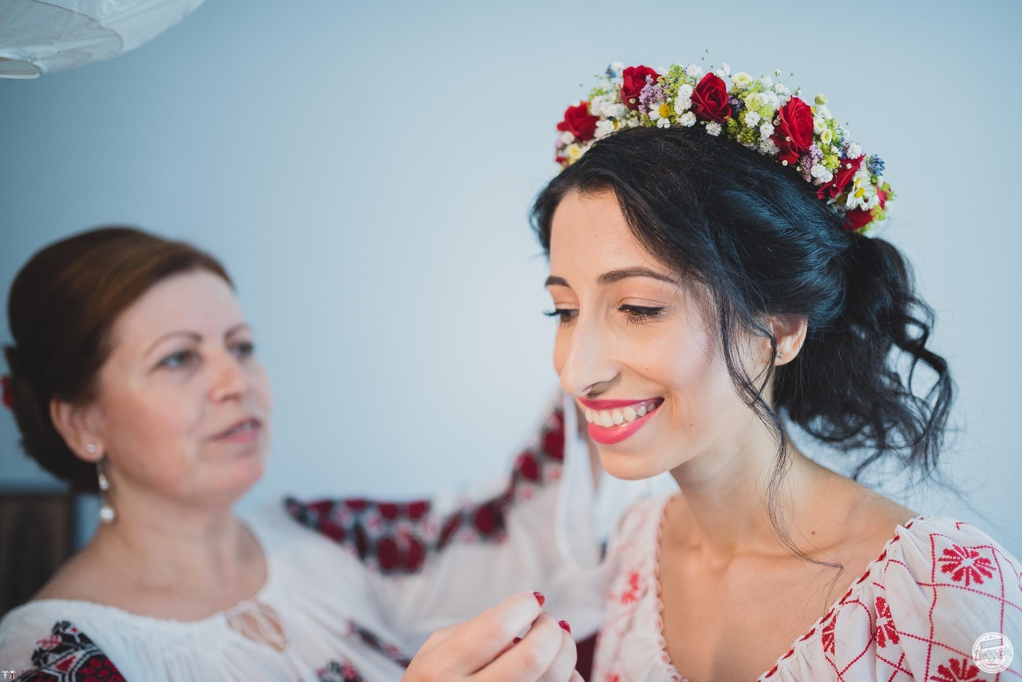Povești Nunți Tradiționale - Georgiana și Adrian. Nuntă tradițională în București. 12